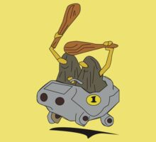 the wacky races TRIBUTE by 2piu2design