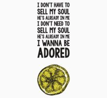 I Wanna Be Adored - The Stone Roses by Bellwood72