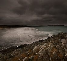 Whitesands Bay Carmarthanshire  by eddiej