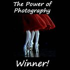 Power of Photography Challenge Winner by debidabble