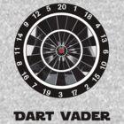 Dart Vader by Tomer Abadi