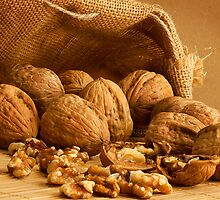 Broken Walnuts by Mark McKinney