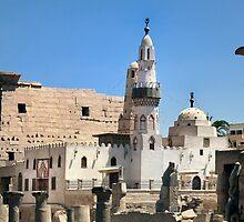 Abbu Hagag Mosque  by areyarey