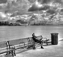 Shore Leave by njordphoto