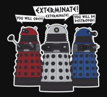 Exterminate! by Katkhen