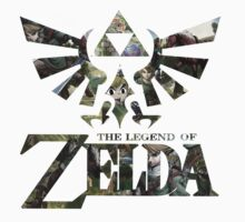 The Legend's of Zelda: A Trip Through Time by joshey8555