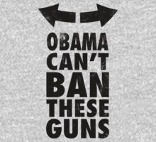 Obama Cant Ban These Guns by Look Human