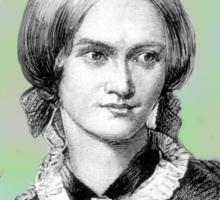 Charlotte Bronte Sticker