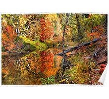 Fairy Tale Autumn Poster