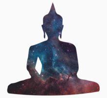 Buddha Nebula T-Shirt