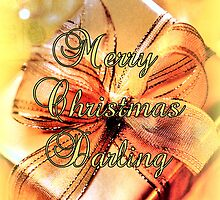 Merry Christmas Darling by ©The Creative  Minds