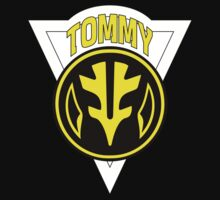 Tommy - White Ranger by RussJericho23