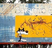Welcome to Sarajevo by Bob Ramsak