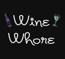 Wine Whore by HighDesign