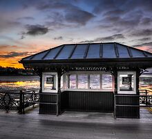 Ryde Pier by manateevoyager