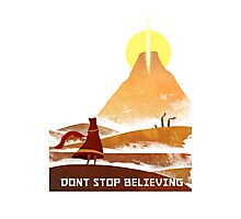 Journey - Don't Stop Believing  Photographic Print