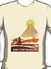 Journey - Don't Stop Believing  T-Shirt