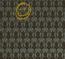 Sherlock's Wallpaper by verabird