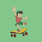 Let's skate! by Cassy Wykes