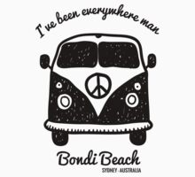Bondi Beach by PopGraphics