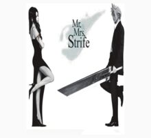 Mr. & Mrs. Strife by bambamchops