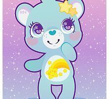 Wish bear by cutegalaxy
