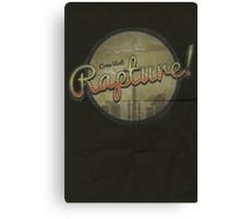 Come Visit Rapture! Canvas Print