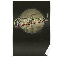 Come Visit Rapture! Poster