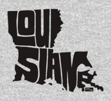 Louisiana State Type 2 by seanings