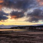 Dawn over Douglas in the Isle of Man  by NeilAlderney