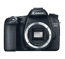 View Price of Canon EOS 70D SLR Body Only by Kaviji