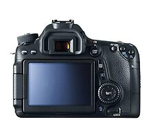 View  Specification of Canon EOS 70D SLR Body Only by Kaviji