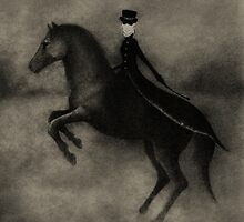 L' ECUYERE DRESSAGE by Leny .