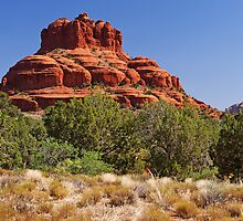 Bell Rock, Oak Creek, Arizona, USA by TonyCrehan