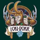 Loki-Dokie by Nathan Davis