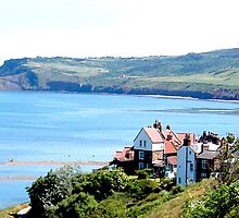 Robin Hoods Bay by GeorgeOne