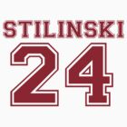 Stilinski T by stillheaven