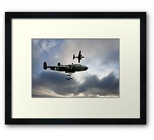 B25 Mitchell Bombers Framed Print