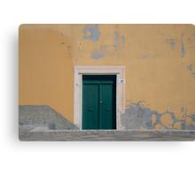 The doors we open  Canvas Print