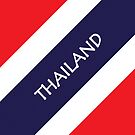 Smartphone Case - Flag of Thailand 6 by Mark Podger