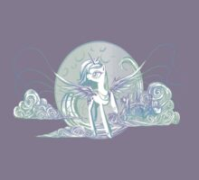 Princess Luna in Final Fantasy by everlander