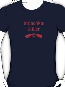WoD Munchkin Killer - Red T-Shirt