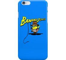 BANANA JONES I-PHONE CASE  iPhone Case/Skin