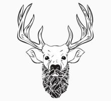 Deer Beard by mijumi