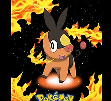 "Start With Tepig ""SAMSUNGs only"" by Winick-lim"