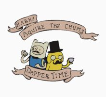 Adventure Time Dapper Time Design by FOEMerch