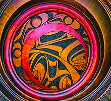 Haida Native Style Art by douglasjfisher