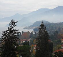 Lake Como Dream Land by Franglais
