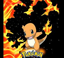 "Start With Charmander ""IPHONEs, S4 & S3 only"" by Winick-lim"