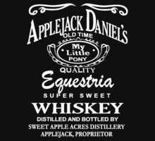 Applejack Daniels by EpochPhaile